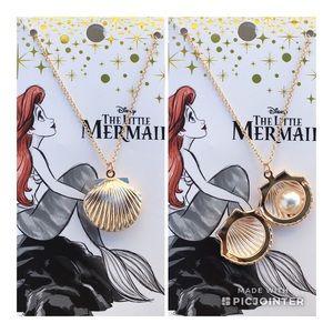 Seashell 🐚Locket Necklace